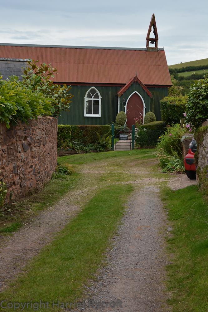 Tin chapel
