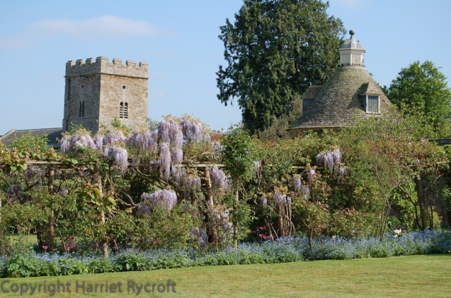 Early summer explosions at Rousham