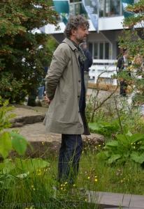 Dan Pearson on the Laurent-Perrier Chatsworth Garden. Gold, Best Show Garden