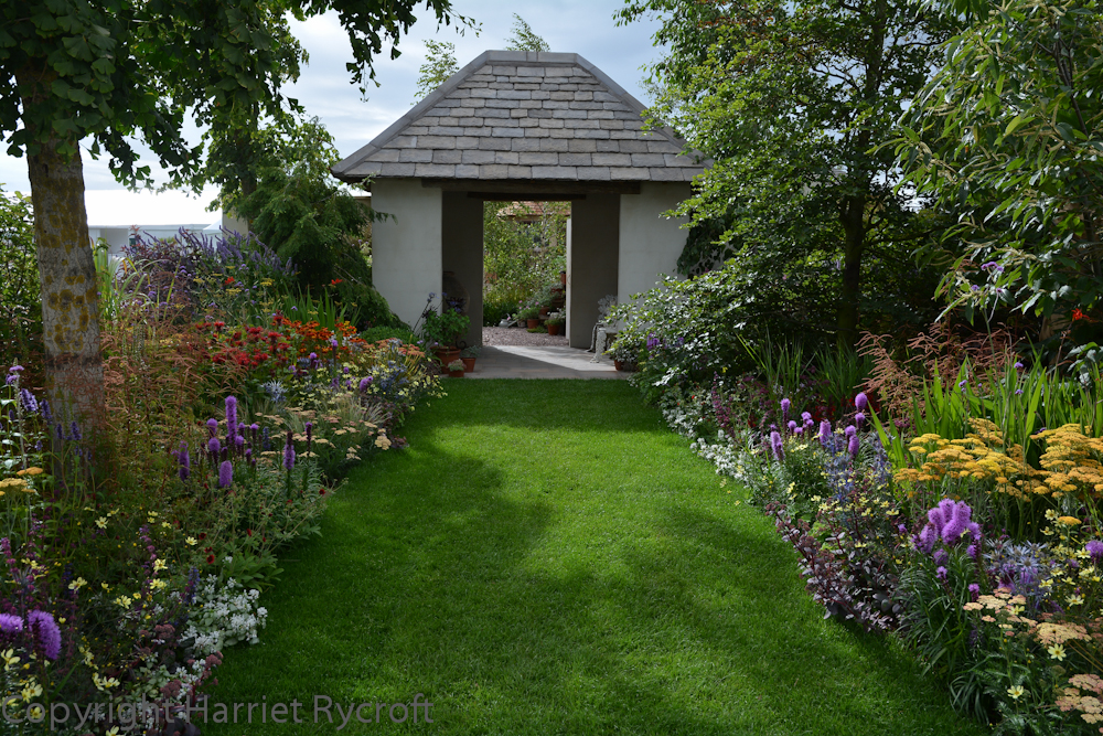 The Perennial Legacy Garden