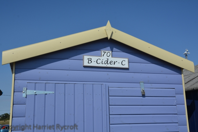 Oh I do like to be b-cider-c-side.