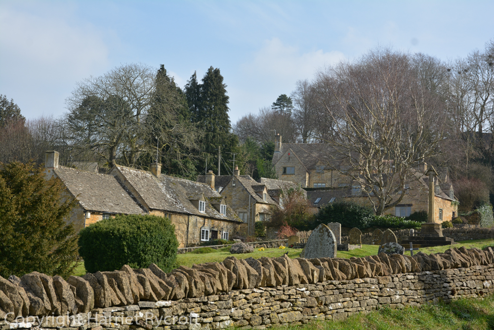 Snowshill village centre