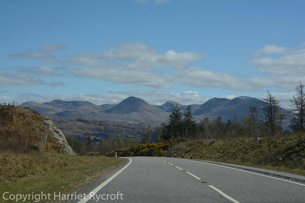 Off to Arisaig House