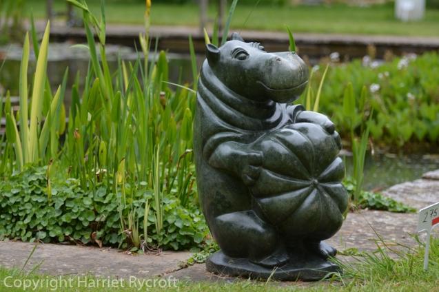 Greedy Hippo, by Tracy Chatsama (Zimbabwe)