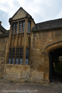 Grevel House. Built in about 1380, it is one of the oldest in Chipping Campden